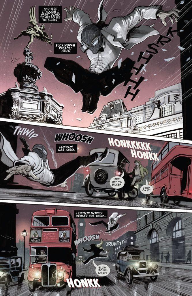 Spider-Man Noir #2 (VO-Marvel) | Comicstories